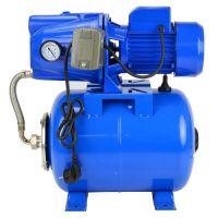 Хидрофорна помпа с цилиндричен съд GEKO JET100S / 50 L, 50 m, 60 l/min, 1100W, 1 цол/