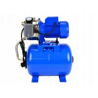 Хидрофорна помпа с цилиндричен съд GEKO JS100 / 24 L, 45 m, 60 l/min, 1100W, 1 цол/