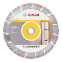 Диамантен диск за рязане Bosch Standard for Universal / 230 x 22.23 mm /
