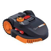 Косачка робот WORX Landroid S Basic WR094S / 20 V, Li-Ion, 2.0Ah, черен цвят /