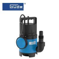 Помпа за изпомпване на замърсена вода GS 4003 P /  400 W ,     8000 Л / ч   5.5 m /