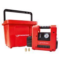 Комплект  вакуумиране Rothenberger  с вакуумна помпа  Roairvac r32 1.5 / 550 W,    170 l/min /