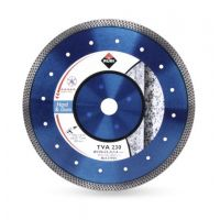 Диск диамантен за сухо рязане на гранитогрес RUBI TVA / 125x22,23 мм /