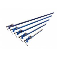 Стяга телескопична - тип менгеме HBM 7972 /1200 mm, 1 брой/