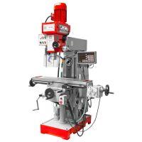 Настолна фрезоваща машина Holzmann BF500DDRO / 400V,    800-1500 W,    1000x240 mm,   с индикация на 3те оси,    с дигитален дисплей /