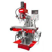 Настолна фрезоваща машина Holzmann BF1000DDRO  / 400V,    2200,   0-400 mm,   индикация на 3те оси,  дигитален дисплей  /