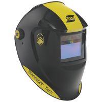 Заваръчен фотосоларен шлем ESAB WARRIOR Tech черен / 9-13 DIN/