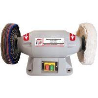 Настолна полираща машина Holzmann DSM150PS  /  230 V,     520 W,      150x25x16 mm  /