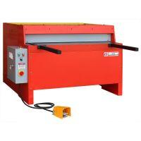 Електрическа машина за рязане на ламарина TBS1250E3  / 400V,     3000 W,      3 mm,      1250 mm /