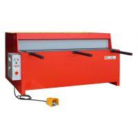 Електрическа машина за рязане на ламарина  TBS2050E3   / 400V,    4000 W,     2050 mm,    3 mm /