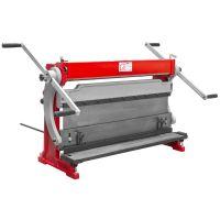 Комбинирана 3 в 1 машина за обработка на ламарина Holzmann  UBM760 / 1 mm,    760 mm,    0-90 ° /