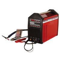 Комбиниран инверторен електрожен Holzmann PISA 200 ACDC  Пулс TIG / ММА заваряване / с аргон,      5-200 А,    в куфар /