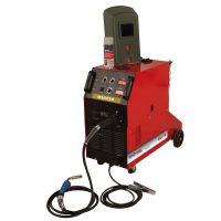 Телоподаващ заваръчен апарат Holzmann  MSA250     / MIG/MAG/CO2 ,     40-250 A /