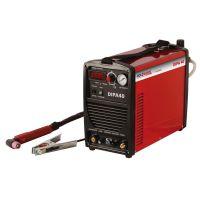 Инверторен апарат за плазмено рязане Holzmann DIPA40, 230 V, 20-40 A, 6 kVA, 12 мм