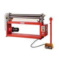 Електрическа листоогъваща / валцоваща машина RBM1300M / 750 W,    1300 mm,    1.5 mm /