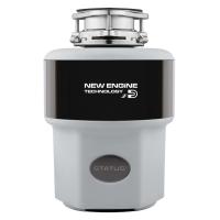 Мелница за хранителни отпадъци STATUS® Premium 400 / 750 W,    1200 ml/