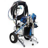 Бояджийска система за високо налягане с въздушно асистиране  FinishPro II 395 PC  / с вграден компресор,  на количка/
