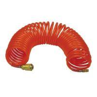 Маркуч за компресор спирален ABAC/ 6х8 mm, 10 m/