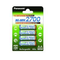 Батерии Panasonic AA /  2700mAh, BL4 – Ni-Mh, 4 броя /