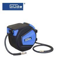 Автоматична макара с маркуч за въздух  GUDE 2882  / 15 m/