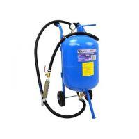 Мобилен пясъкоструен апарат/ пясъкоструйка GEKO G02019 / 4.1 - 8.6 bar, 38 l /