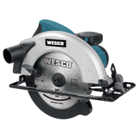 Циркуляр  WESCO WS3441  / 1500W,    185mm/