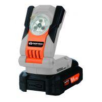 """LED лампа акумулаторна DAEWOO DALL18-1 """"UNI-BAT""""   / 1 W x 3,     20V Li-ion,   без батерия и зарядно устройство/"""