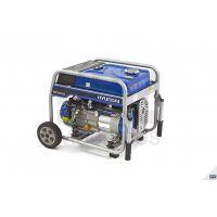 Бензинов генератор Hyundai 55021FHKD  / 6.5 HP,   3 KW, 18л. резервоар/