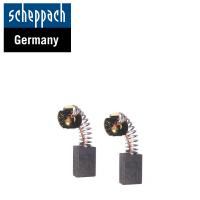 Карбонови Четки 2бр. / SCH 5903801006 / - подходящи за шлайф машините за стени и тавани