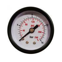 Манометър за регулиране на налягане със задно присъединяване FIAC 3086  / Ø 40 mm, 790/