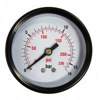 """Манометър за регулиране на налягане със задно присъединяване FIAC 3087 / Ø 50 mm,  780,    1/4""""/"""