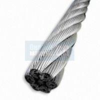 Въже стоманено неръждаемо ф 3 мм, 7x7, AISI 316