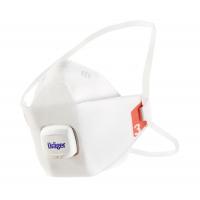 Предпазна маска Дрегер / Dräger X-plore 1930V, FFP3, с клапан за безопасно дишане в ежедневието, 10 броя