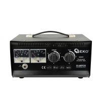 Зарядно за акумулатор със стартиране GEKO G80007  - 6/12/24 V, 10-400 Ah, 100А стартов, 30А зареждане