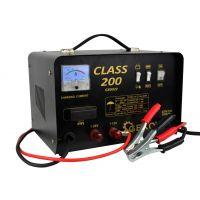 Зарядно стартерно устройство GEKO GS/CE 12/24V 20-400Ah, 200А стартиране, 45А зареждане