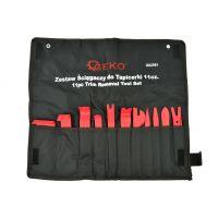 Комплект инструменти за демонтаж на тапицерията на автомобила GEKO G02581 / 11 части /