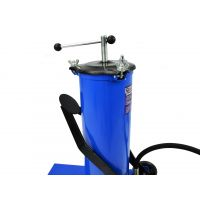 Крачна помпа/ такаламит за гресиране под голямо налягане GEKO G01123 / 6л, 1,8м маркуч/