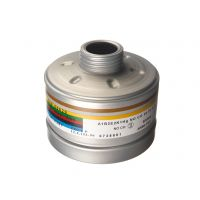 Комбиниран филтър резба Rd 40 Дрегер Dräger - 1140 A1B2E2K1 Hg NO CO 20-P3 R D