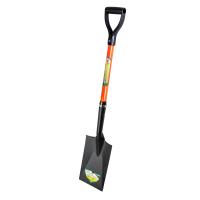 "Правоъгълна лопата с ръкохватка тип ""Д"" TopGarden"