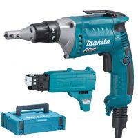 Винтоверт електрически Makita FS6300JX 570 W, 0-6000 об./мин, 11 Nm