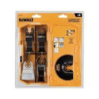 Комплект ножове за мултифункционална машина DEWALT  DT20715 / 5 бр. /