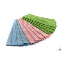 Комплект микрофибърни кърпи за полиране HBM 6932 (12 бр., 3 цвята)
