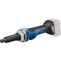 Акумулаторна права шлифовъчна машина Bosch GGS 18V-23 PLC SOLO ProMix (без батерия и зарядно устройство)