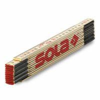 Сгъваем дървен метър SOLA H 2.4/12 2.4 м