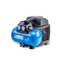 Безмаслен бутален компресор ABAC START O15 /180 Л / мин., 1.1 kW, 8 bar, 6 Л/