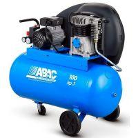 Електрически маслен компресор ABAC A29B 100 CM3, 320 л / мин., 10 бара, 100 л.