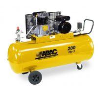 Бутален компресор ABAC B26B/200 CM3 Baseline /240 л / мин., 2.2 kW, 10 bar, 200 л/