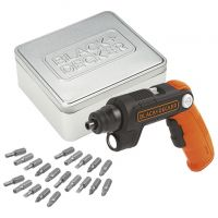 "Акумулаторна отвертка Black&Decker BDCSFL20AT   / 3,6 V,   5.5 Nm,  1/4"",   1.5 Ah /"