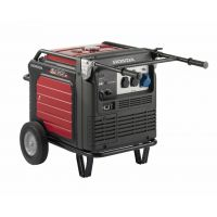 Инверторен генератор EU 70is Honda /7 KVA, подвижни колела, ел.стартер/