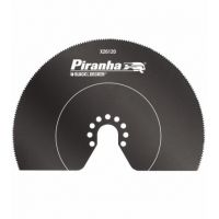 Нож за мултифункционален осцилатор - полукръгъл  Black&Decker Piranha /  100- мм /